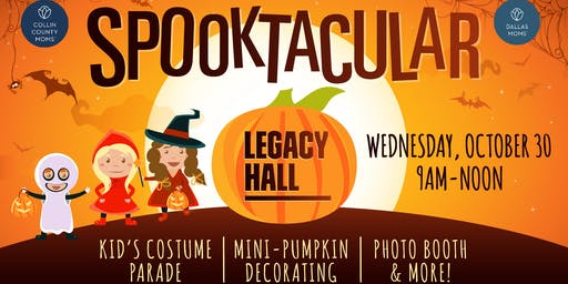 Kids Spooktacular at Legacy Hall
