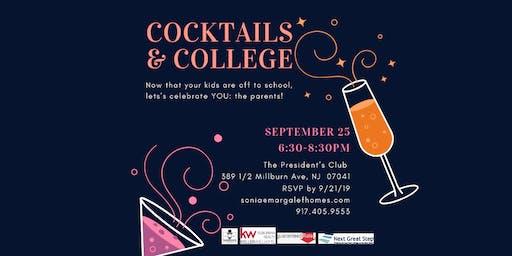 Cocktails & College