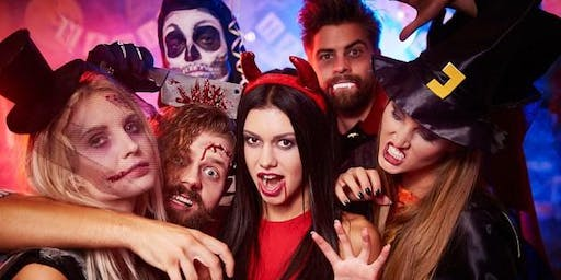 ***HALLOWEEN CLUB CRAWL - 3 Clubs - 1 Night of Spooky Fun!***