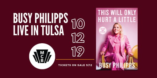 Busy Phillips Live in Tulsa