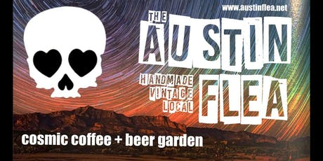 The Austin Flea at Cosmic Coffee tickets