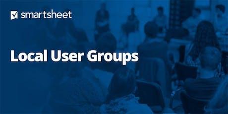 London Smartsheet User Group tickets