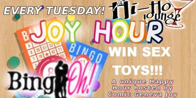 The Joy Hour: Bing-Oh!