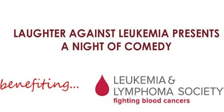 Laughter Against Leukemia at Banana's Comedy Club tickets