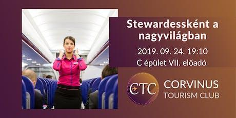 Stewardessként a nagyvilágban tickets
