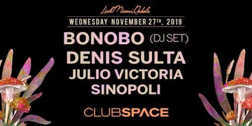 Bonobo (DJ Set) and Denis Sulta