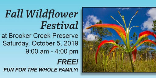 Fall Wildflower Festival