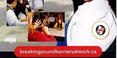 BARRIER-FREE Online Course (no charge) September 23-27, 2019, 9am-5pm
