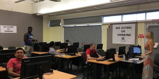 2019 BC Hackathon Workshops