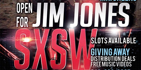 Jim Jones  SXSW 2020 tickets
