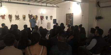 The Underground: Stand-Up at Oakstop tickets