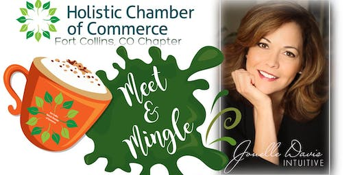 Evening Meet & Mingle Holistic Chamber of Commerce