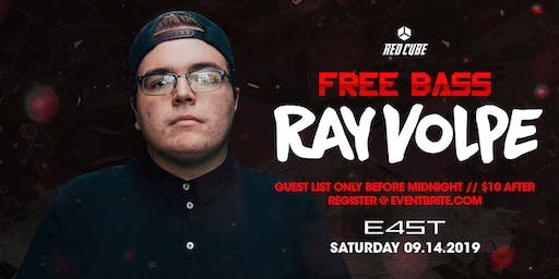 FREE BASS: RAY VOLPE