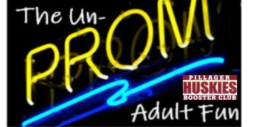 UNProm 21+ ADULT PROM 80s Style