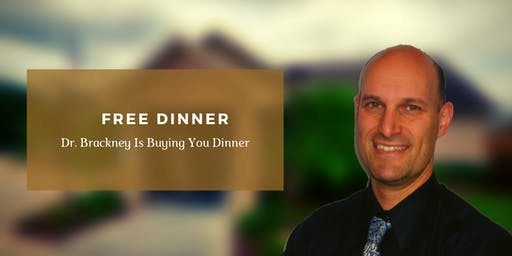 Cause is the CURE | Free Dinner Event with Dr. Michael Brackney