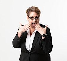 Jennie Ogilvie - The Comedian Medium logo