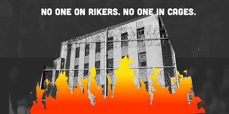 No New Jails NYC: 1 Year Anniversary tickets