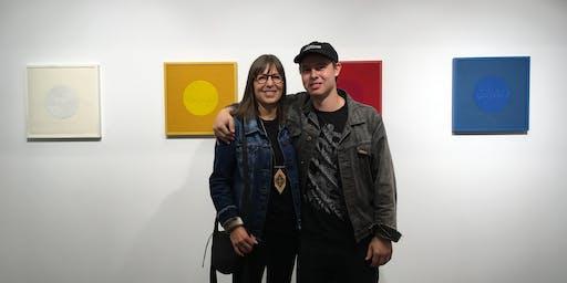 Crash Course: Discussions in Contemporary Art featuring Judy Anderson & Cruz Anderson