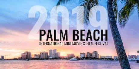 Palm Beach International Mini Movie and Film Festival tickets
