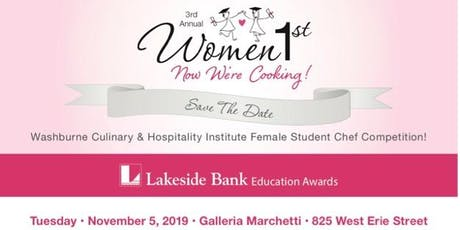 2019 Lakeside Bank Women 1st! Education Awards tickets