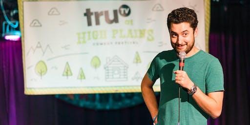 Denver Comedy Underground Presents: Caleb Synan!