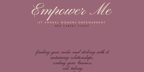 Empower Me tickets