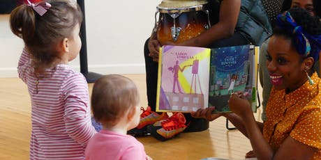 HSA Playdate for Preschoolers! tickets