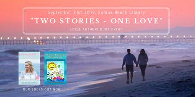 Local Authors Book Event: Two Stories - One Love