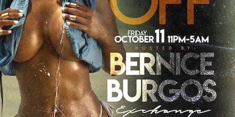 MIAMI CARNIVAL - BERNICE BURGOS LIVE @ EXCHANGE MIAMI SOUTHBEACH  tickets