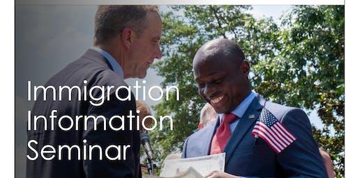 Immigration Information Seminar