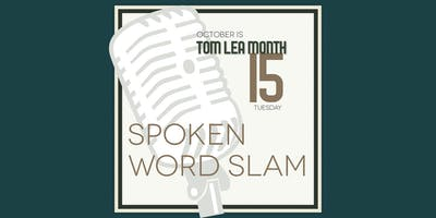 Spoken Word Slam at The Black Orchid