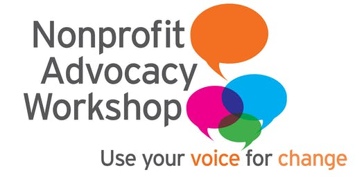Nonprofit Advocacy Workshop (Eureka)