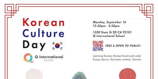 2019 Korean Culture Day