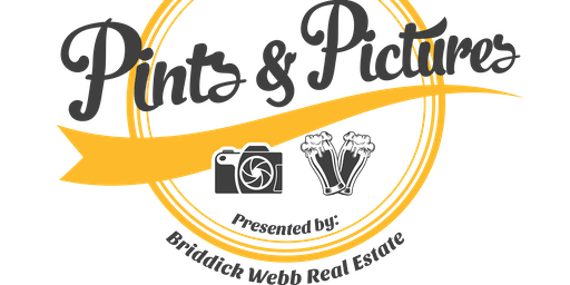 2nd Annual Pints & Pictures Hosted by Briddick Webb Real Estate Team
