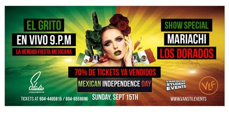 Mexican Independence Day tickets