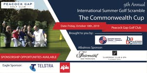 9th Annual International Golf Scramble - AACC and BABC...