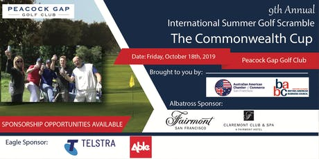 9th Annual International Golf Scramble - AACC and BABC Northern California tickets