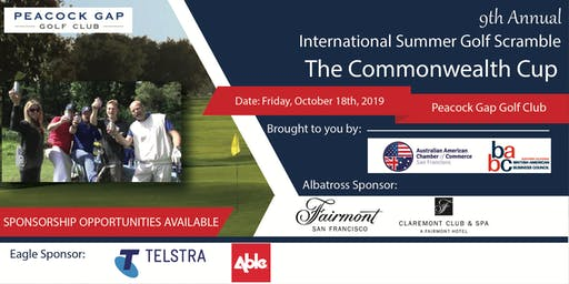 9th Annual International Golf Scramble - AACC and BABC Northern California