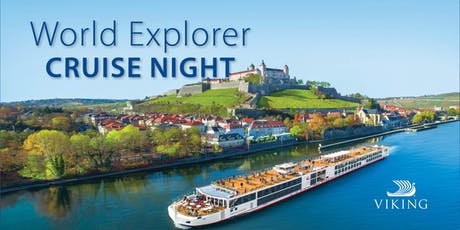 World Explorer Cruise Night featuring Viking Cruises tickets