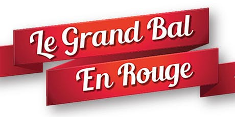 GRAND BAL EN ROUGE billets