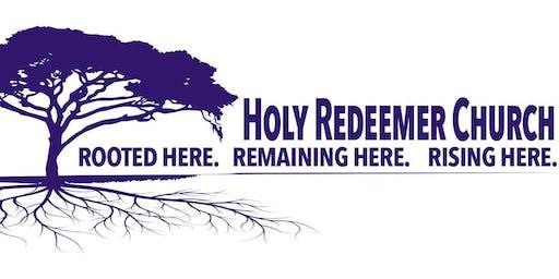 Holy Redeemer Catholic Church DC 100 Year Annivesary