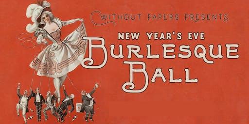 NYE Burlesque Ball 2019