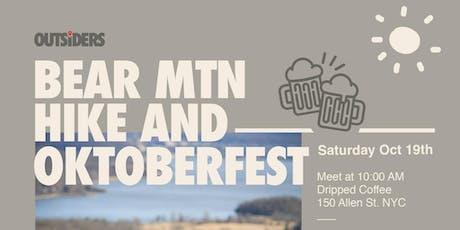 Bear Mountain Hike & Oktoberfest tickets