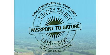 Passport to Nature: Winter Walk tickets