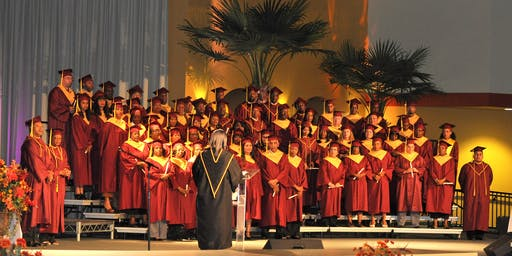 Abundant Living Bible College Graduation Finale