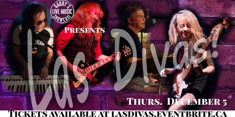 Las Divas - Gabby's Live Music Showcase tickets