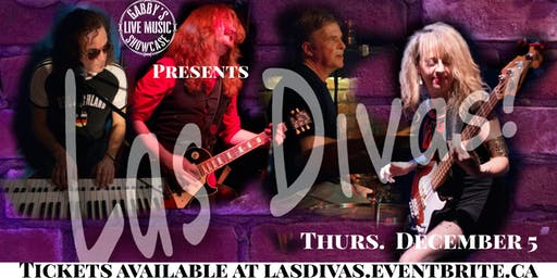 Las Divas - Gabby's Live Music Showcase