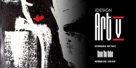 iDesign Art - Affordable Art Fair tickets