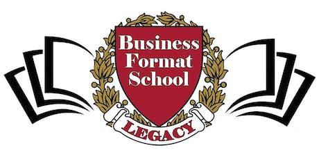 Legacy Business Format School tickets