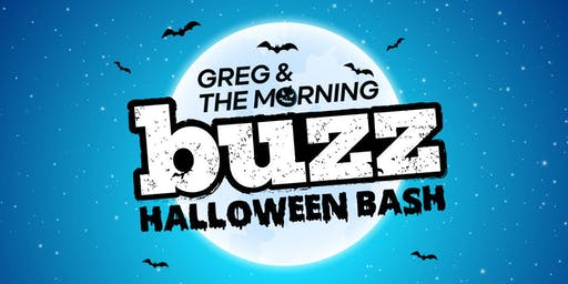 Greg and the Morning Buzz Halloween Bash